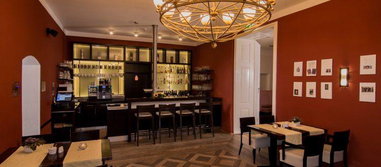 Unsere Bar, Weine, Spirituosen..