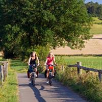 viele schöne Routen mit tollen Zielen für Radfahrer in OWL,