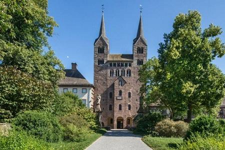 UNESCO Kulturerbe Corvey